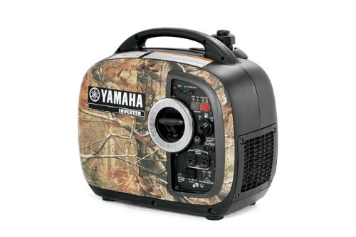 Yamaha 2000 watt 79cc ohv 4 stroke gas powered portable for Yamaha inverter generators for sale