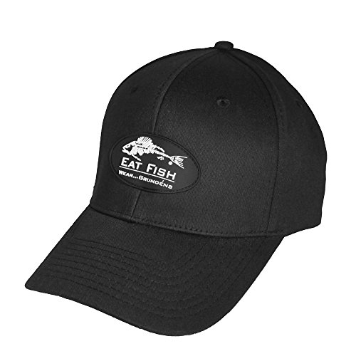 3543f9394f4 Grunden s Men s Eat Fish Ballcap
